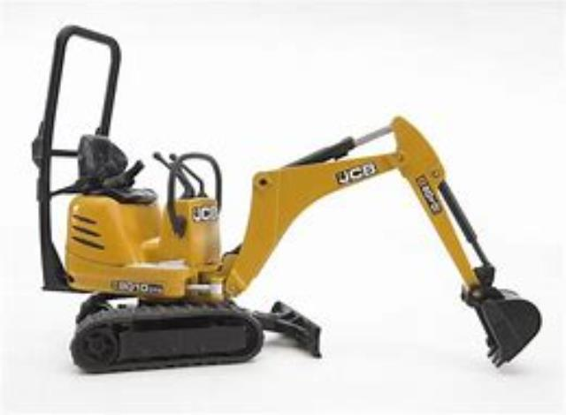 Where to find JCB Excavator in Portland