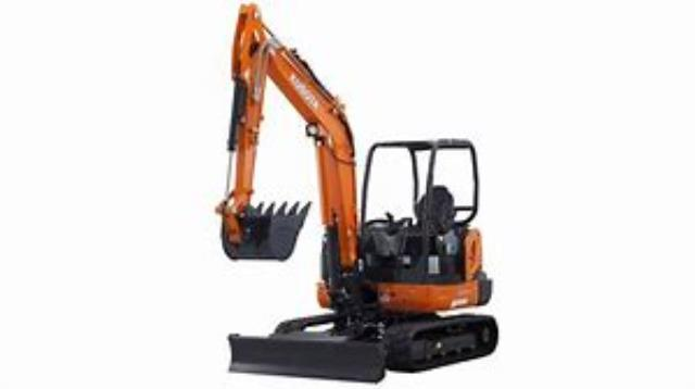 Where to find kubota Excavator in Portland