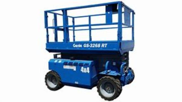 Where to find 3268 RT Scissor lift in Portland