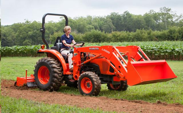 Where to find Kubota Tractor in Portland