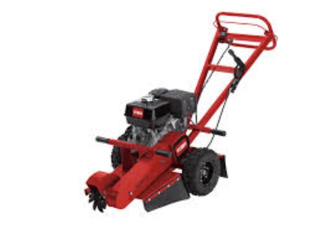 Where to find 6.5hp Stump Grinder red in Portland