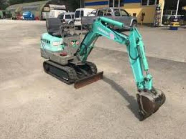 Where to find Excavator B-08 in Portland