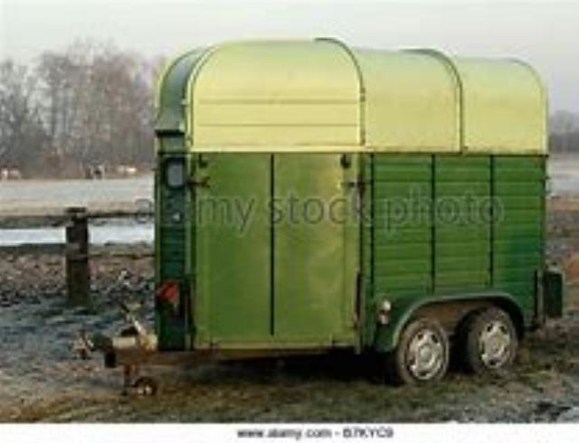 Where to find HORSE TRAILER in Portland