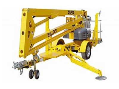 Rent Aerial Equipment